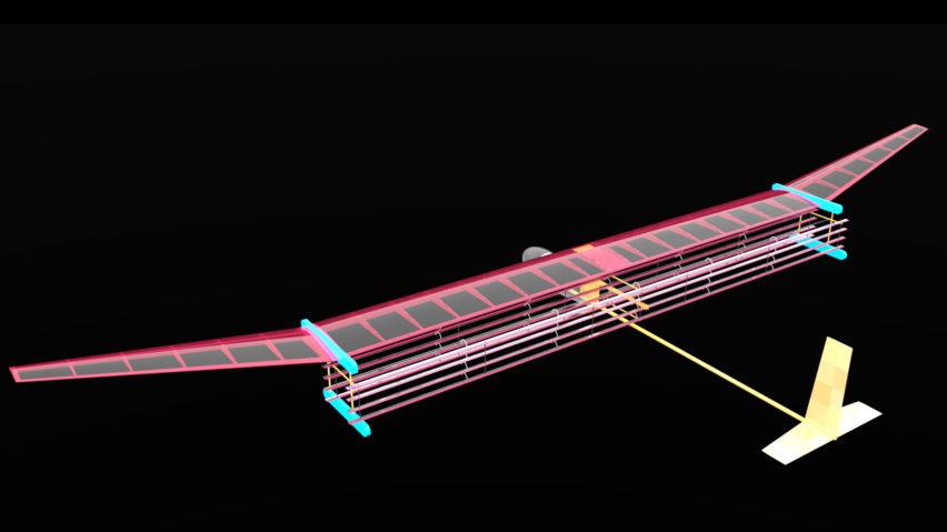 """Diseñan avión inspirado en """"Viaje a las estrellas"""": funciona con electricidad y en silencio"""