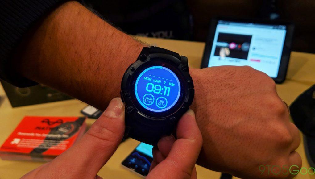 ¿Un smartwatch que no se carga jamás? Así es el nuevo Matrix PowerWatch 2