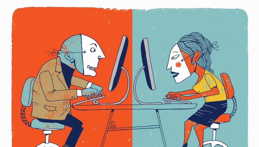La teoría de las mentiras en redes sociales