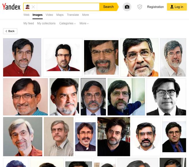 """¿Quieres encontrar a tu """"gemelo"""" en la web? La aplicación Yandex te lo permite en segundos"""