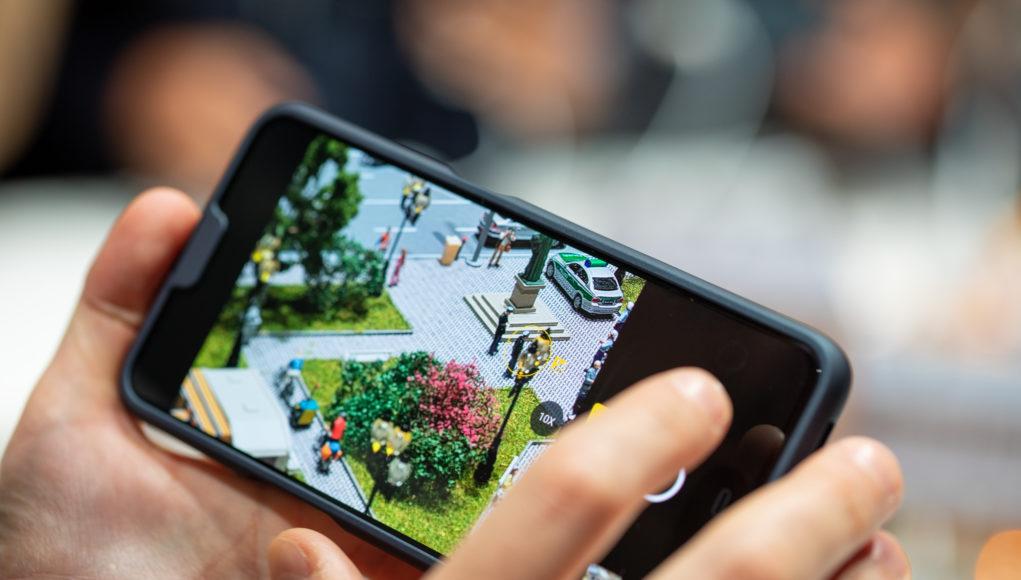 Oppo maravilló con el zoom óptico 10x para teléfonos